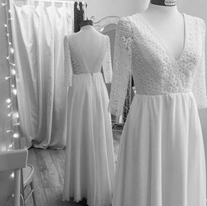 Dresses & Skirts - Eyelet Gown